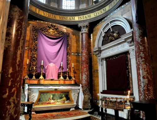 Lent at the Oratory – Schedule